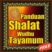Panduan Shalat Wudhu Tayammum 1.0