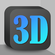 Cubic Dark Mode - 3D Icon pack 1 0 APK Download - Android