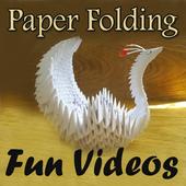 Paper Folding Fun Videos 23.1.2018