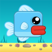 Blue Fish In The Ocean 1.1