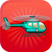 com.papps.HelicopterDestroyedCity icon