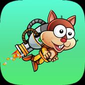 Jetpack Squirrel 1.1