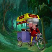 Motu Patlu Jungle Rickshaw 2.0