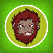 com.parisstudio.angry.ape icon