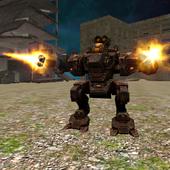 Robot World War 4