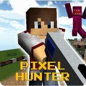 Pixel Hunter - Shooting Runner 4.6