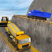 Construction Crane Hill Driver: Cement Truck Games 1.7