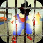 Virtual Goku Superhero Revenge: Prison Escape 1.0.1