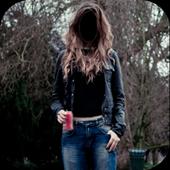 Ladies Jeans Selfie Wallpaper 1.0.1