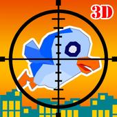Flappy Sniper 3D