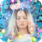 Magic Frame: Sparkle Photo Effect for Pictures 5.5