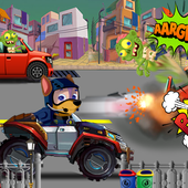 Impossible Paw Driving Patrol 1.1