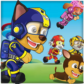 Adventures Paw Puppy World 4