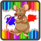 Mini Mouse junior Coloring Pages Painting Game 1.0.0