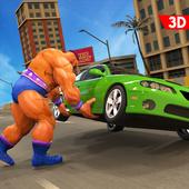 Super Hero Monster Miami Crime City  Gangster Game 1.5