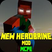New Herobrine Mod for MCPE 1.0