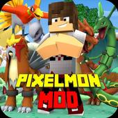 Pixelmon Mod for MCPE 1.0