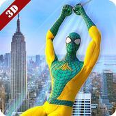 Strange Spider Superhero Home Coming Story 1.0