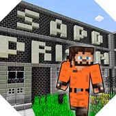 The Tale of Steve Prison Escape MCPE Map 1.3