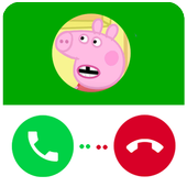 Fake Call  Peppa Pig Prank 4.0