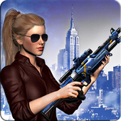 Nasty Women Sniper: Crime City 1