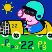 Adventure Pepa Pig Car 3 1.0