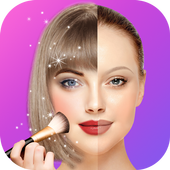 Selfie Makeover - Photo Editor & Filter 1.15