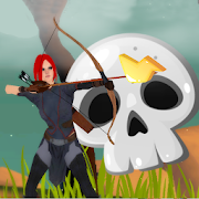 Zombie Archery: hunt monsters with bow and arrows