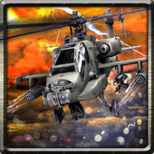 Modern Gunship Combat 3D 1.1