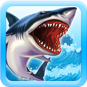 Shark Simulator Beach Attack 1.0