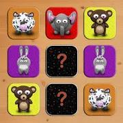 Memory KidspescAPPsPuzzleBrain Games
