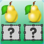 Fruit Memory kids 1.0.0