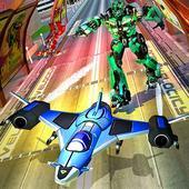 Flying Jet Fighter Robots War 1.1.3