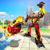 Underwater Shark Robot Hero Warrior Simulator War 1.1.2