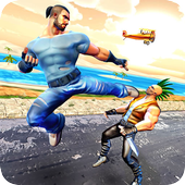 Street Kung Fu Fighter: Free Kickboxing Game 1.1