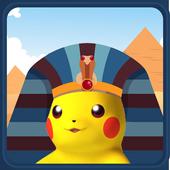 Pikashu Pharaoh Run - Egypt 1.0