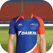 IPL Cricket Suit Lover : Photo Tshirt Changer 1.1