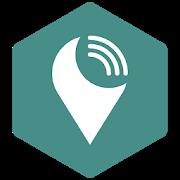 Genuine TrackR Bravo Autocollant Traqueur Localisation GPS TrackerVersion 2017
