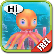 Talking Octopus 8.1 android application apk free