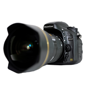 4K Ultra HD Camera : ZoomCam 1.2