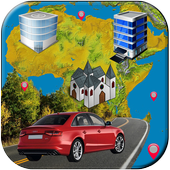 GPS Route Finder 2018  GPS Navigation:GPS Tracker 1.0