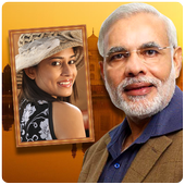 Narendra Modi Photo Frame 1.0