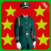 Military Uniform Photomontage 1.0