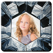 Abstract Photo Frames 1.5