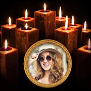 Candle Light Photo Frame 1.15