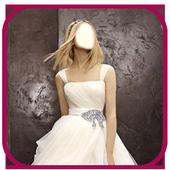 Wedding Dress Photo Montage 1.0