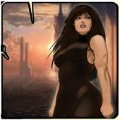 Izolda-Ninja Girl