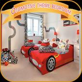 otomotive theme bedroom 3.0