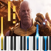 Avengers Piano Tiles 🎹 2