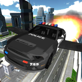 Flying Police Car Chase 1.01